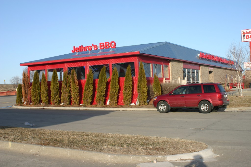Jethro's and Jakes BBQ and Steakhouse, Altoona, Iowa